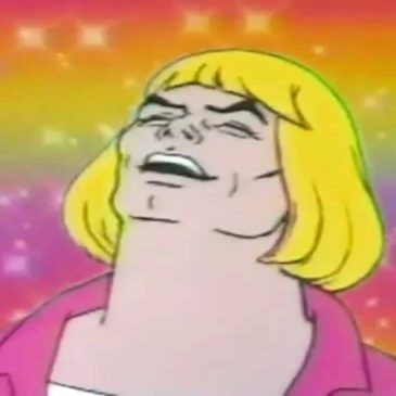 He-Man sigue cantando